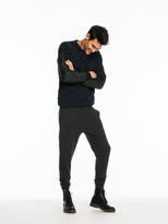 Scotch & Soda Half Quilted Sweater