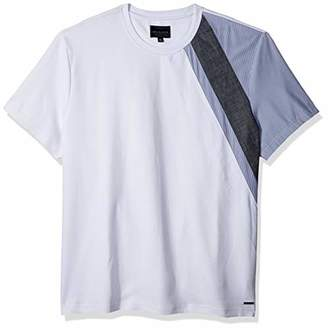 Sean John Men's Short Sleeve Crew Neck Shirt