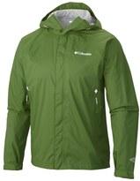 Mens Green Waterproof Jacket | Outdoor Jacket
