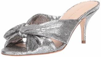 Loeffler Randall Women's Luisa-LME Heeled Sandal