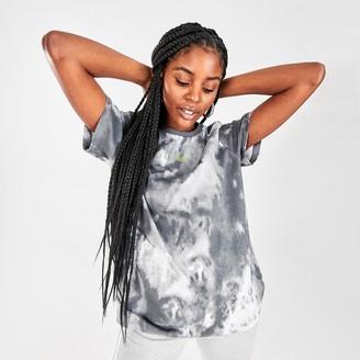adidas Women's Tie-Dye Boyfriend T-Shirt