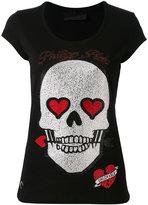 Philipp Plein Devon T-shirt - women - Cotton - S