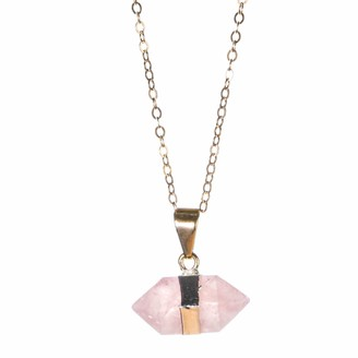 Tiana Jewel Goddess Rose Mini Necklace Siena Collection