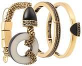 Camila Klein magnet three bracelts set