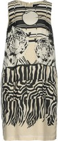 Class Roberto Cavalli Knee-length dresses - Item 34800294