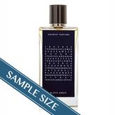 Smallflower Sample - Black Amber EDP by Agonist (0.7ml Fragrance)