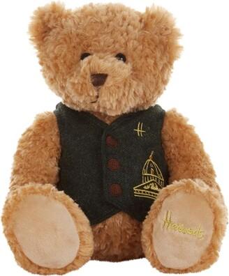 Harrods Leo Plush Bear (26cm)