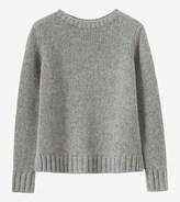 Toast Soft Merino Mariner Sweater