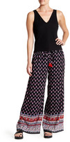 Angie Printed Wide Leg Pant