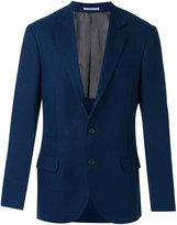 Brunello Cucinelli flap pocket blazer - men - Silk/Linen/Flax/Cupro/Wool - 48