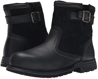 Caterpillar Jace Steel Toe (Black) Women's Work Boots