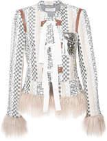 Altuzarra embellished jacket