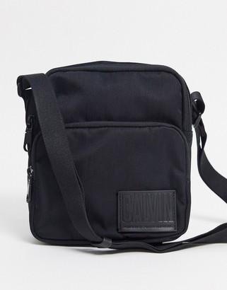 Calvin Klein Jeans nylon utility bum bag