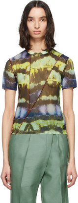 Andersson Bell Multicolor Mesh Funky Inside-Out T-Shirt