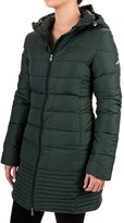 Hawke & Co Packable Hooded Down Puffer Coat (For Women)