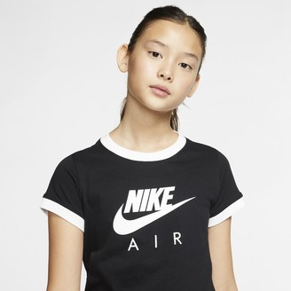 Nike Air Cotton T-Shirt, 6-16 Years