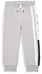 Givenchy Little Boy's & Boy's Logo Sweatpants