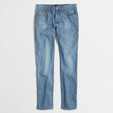 J.Crew Factory Driggs jean in light wash