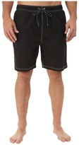 Nautica Big & Tall Quick Dry J Class Swim Trunk