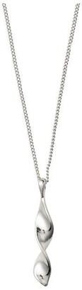 Pilgrim Necklace : Elaine : Silver Plated