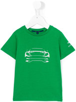 Aston Martin Kids - car print T-shirt - kids - Cotton - 24 mth