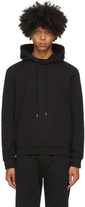 McQ Black Clean Hoodie