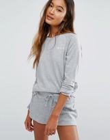 Jack Wills Gray Sweatshirt