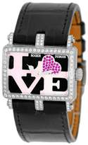 """Roger Dubuis Too Much Love"""" 18K White Gold Strapwatch"""