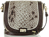 Brahmin Carlisle Collection Sonny Saddle Bag