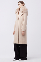Diane von Furstenberg Sutton Wool Coat