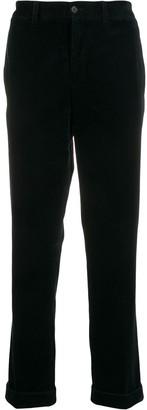 Aspesi corduroy straight-leg trousers