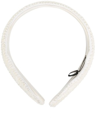 MaryJane Claverol Marbella beaded headband