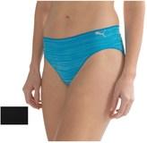 Puma Seamless Space-Dyed Panties - 2-Pack, Bikini (For Women)