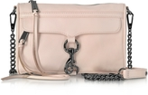 Rebecca Minkoff Soft Blush Leather Mini M.A.C. Crossbody Bag