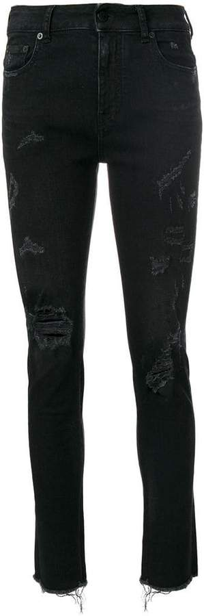 Marcelo Burlon County of Milan Katt skinny fit jeans