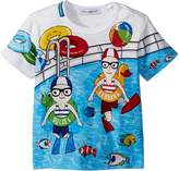 Dolce & Gabbana T-Shirt Boy's Clothing