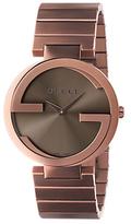 Gucci Damenuhr Interlocking Collection YA133317 Women's Stainless Steel Watch