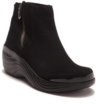 Bzees Zora Platform Wedge Boot