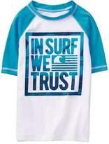 Gymboree Surf Trust Rashguard