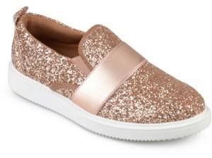Journee Collection Women's Luster Sneaker Women's Shoes