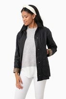Barbour Navy Beadnell Wax Jacket