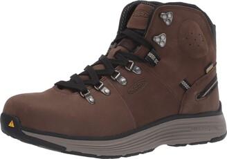 """Keen Men's Manchester 6"""" Soft Toe Waterproof Work Construction Boots Shoe"""