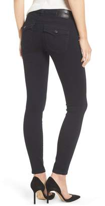 True Religion Casey Flap Pocket Skinny Jeans