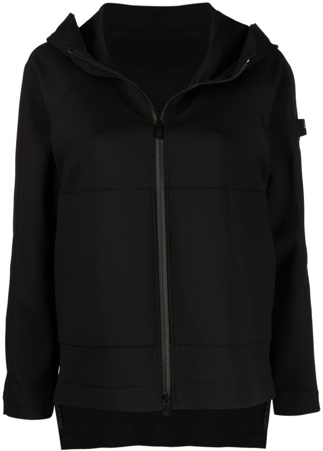 Thumbnail for your product : Peuterey Logo-Patch Hooded Jacket