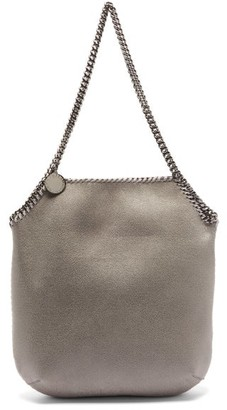 Stella McCartney Falabella Faux-leather Tote Bag - Grey