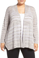 Nic+Zoe Deep Freeze Cardigan (Plus Size)