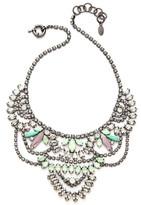 Elizabeth Cole Stephanie Necklace Lavender