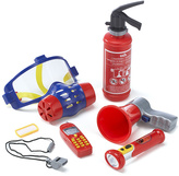 Firefighter Tools Play Set