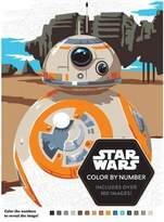 Star Wars Color by Number (Paperback)