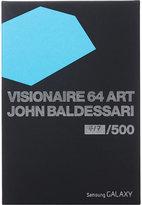 D.A.P. Visionaire 64 Art John Baldessari - Blue Edition